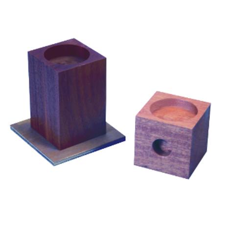 "Wooden Bed/Chair Raisers - 10cm (4"") VAT EXEMPT"