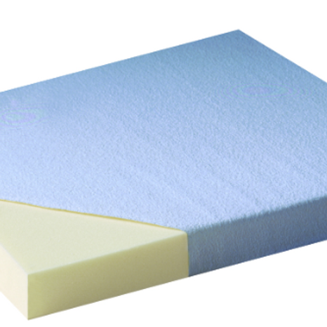 Harley Memory Foam Mattress Topper - Double (with cover)
