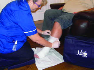 If you have diabetes, foot care should be your top priority