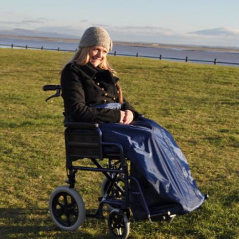 Splash Wheelchair Cosy - M VAT EXEMPT