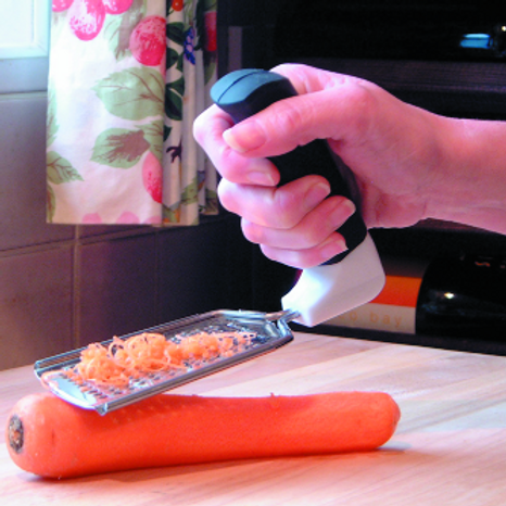 Cheese Grater With Right Angle Handle VAT EXEMPT