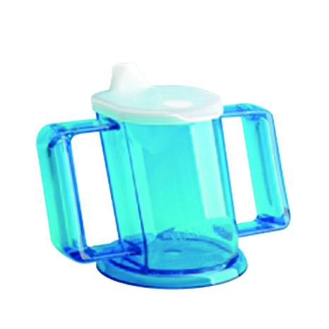 HandyCup - Blue + Lid