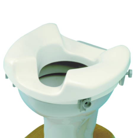 Ashby Wide-Access Toilet Seat VAT EXEMPT