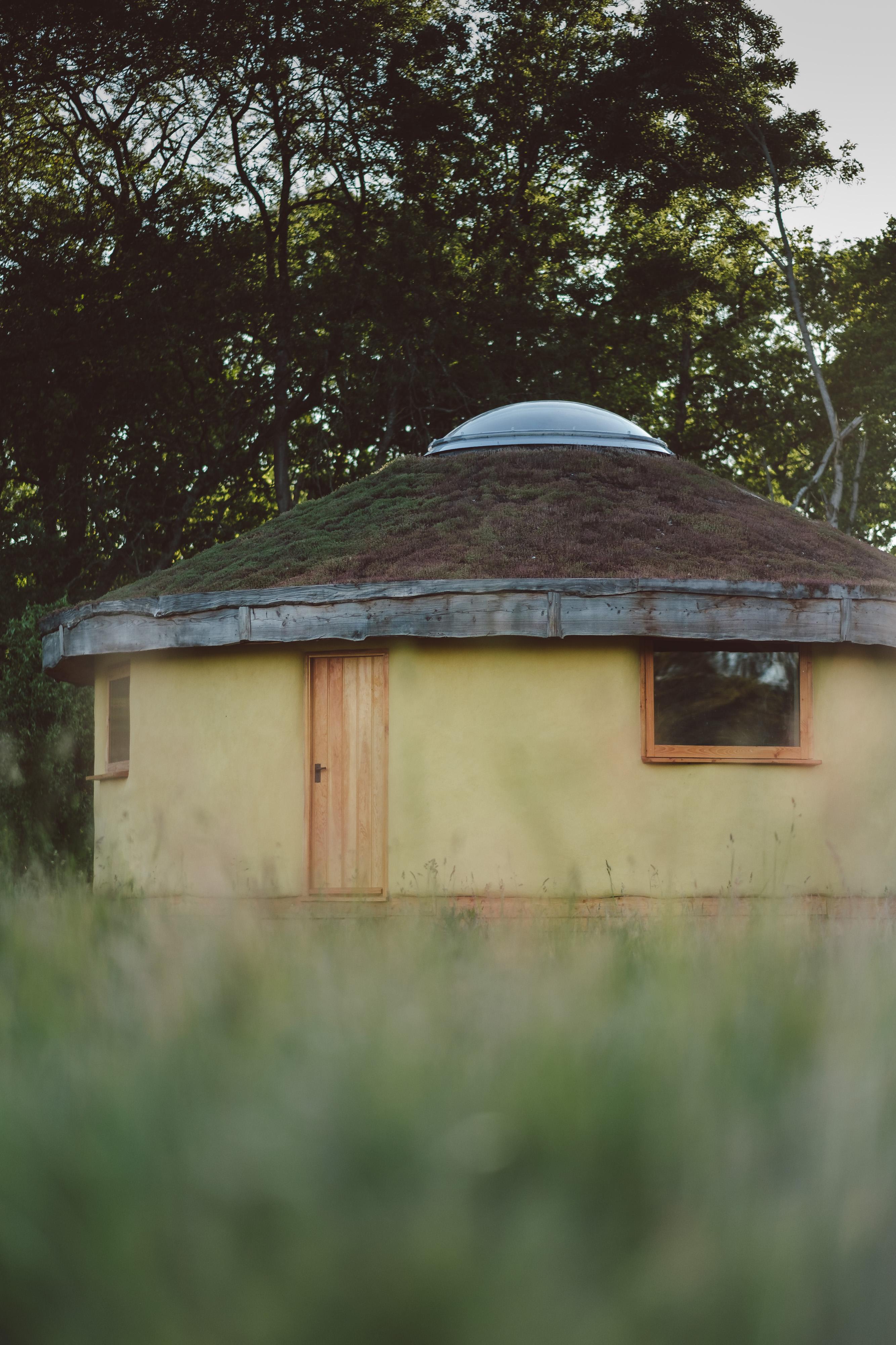Roundhouse Exterior