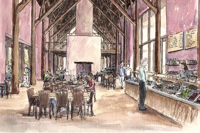 Agriculture College Interior