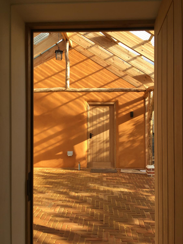 Shadows from framing