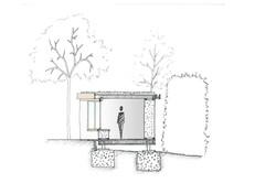 Garden Office Section