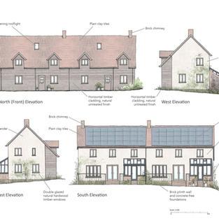 West Marden Eco-Housing