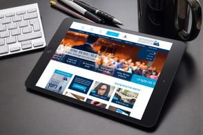 Web Design: IIA Israel