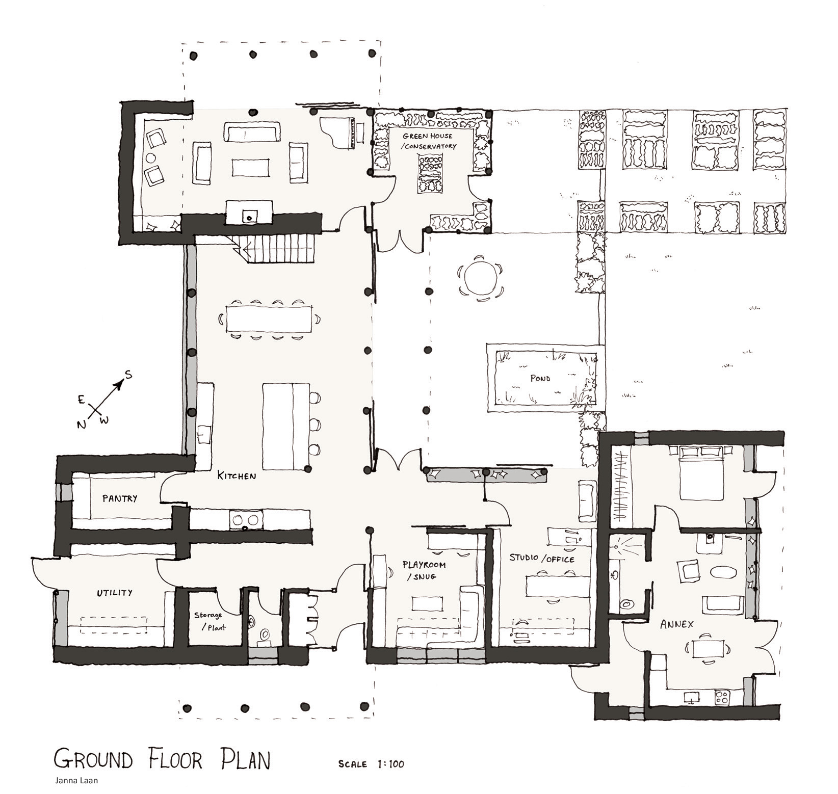 Ground Floor Plan.1.100.A3.c
