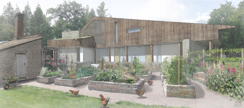 Kitchen Garden Visual