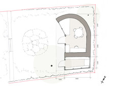 Garden Office Plan