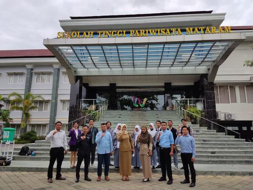 IFBEC NTB Kerjasama Dengan STP Mataram Gelar Table Set Up Competition 2021