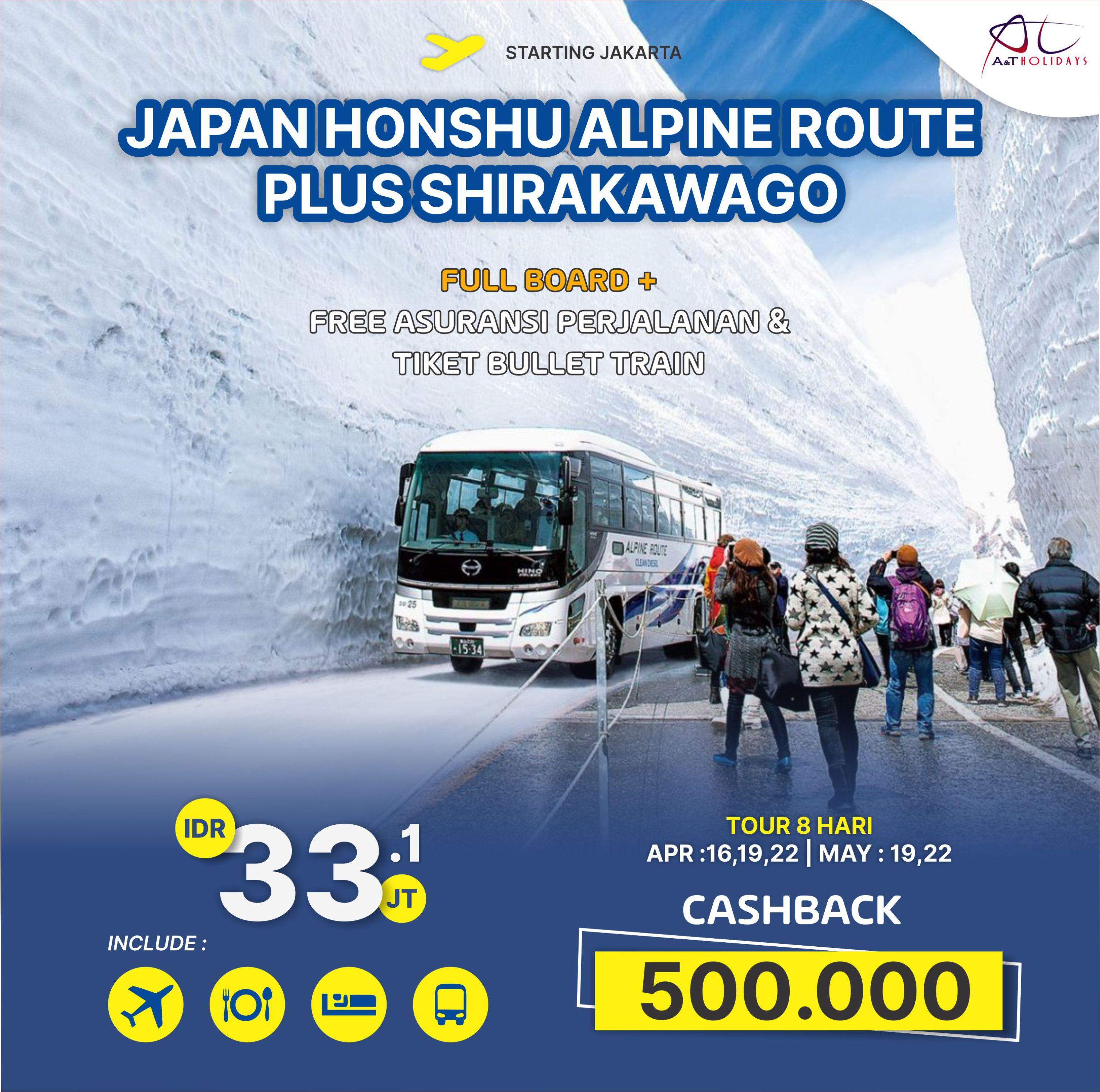 japan alppine route