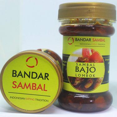 Sambal Bajo ( Sambal Ikan Asin )