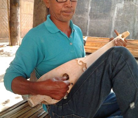 Ima Baduri Aru, Maestro Musik Bakelung Sumbawa