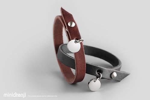 Simple Style Handmade Leather Bracelet HGA1003