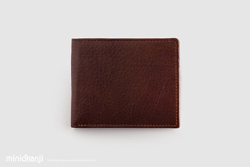 High Qualtiy Genuine Leather Slim Wallet HGW1015