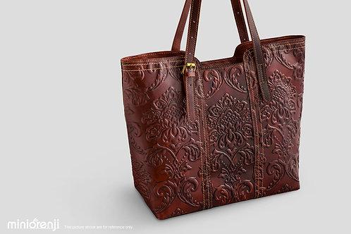 Genuine Premium Leather Vintage Shoulder Bag HGB1001
