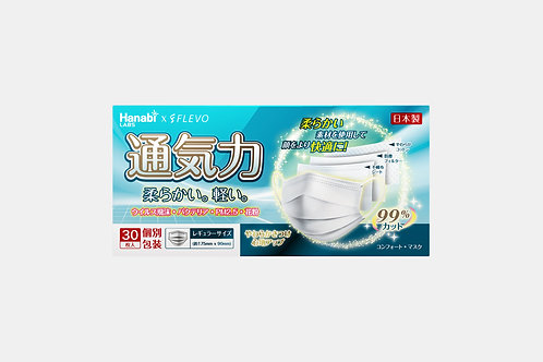 Hanabi Labs 通気力 30PCS Standard ( Individual Package )
