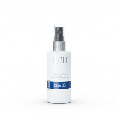 Body Spray Blue 33