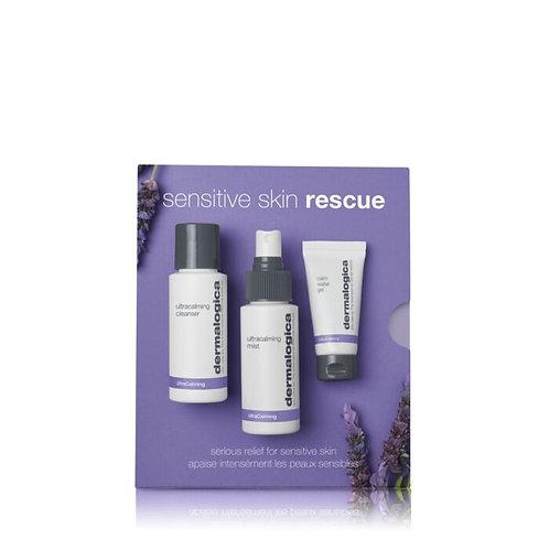 Sensitive Skin Rescue Kit set