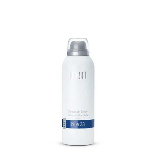 Deodorant Spray Blue 33