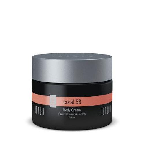 Body Cream Coral 58