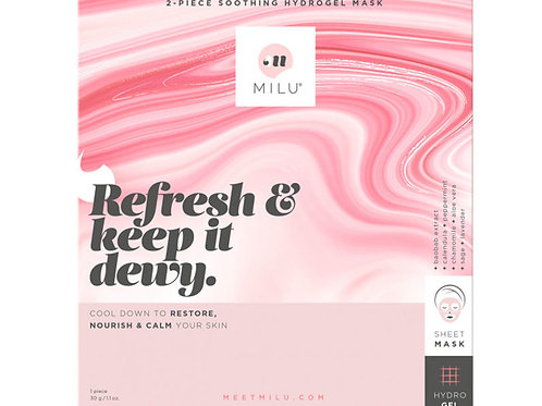 Milu Soothing Hydrogel Mask