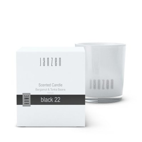 Scented Candle Black 22