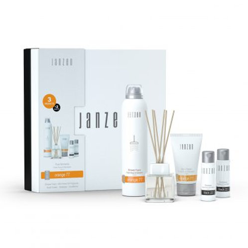 Pure Moments Giftset Orange 77