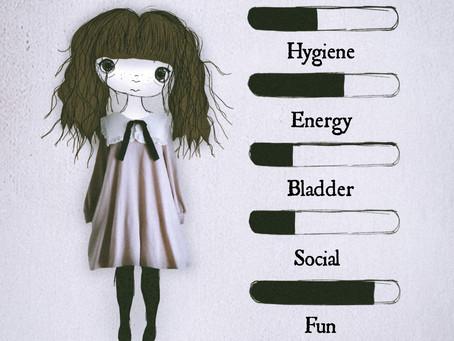 Advice on life from an already isolated spoonie :)