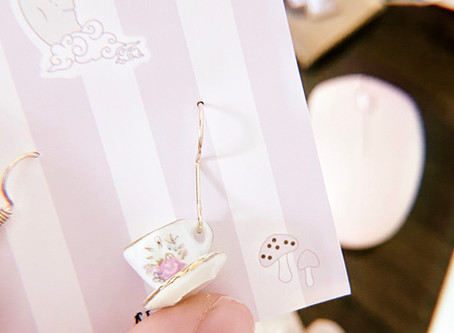 Alicecore earring collection