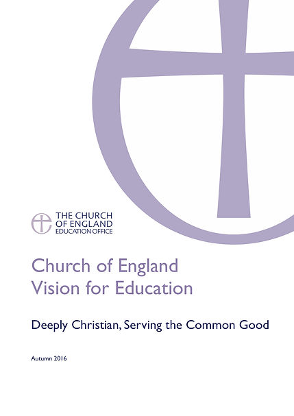 2016 Church of England Vision for Educat