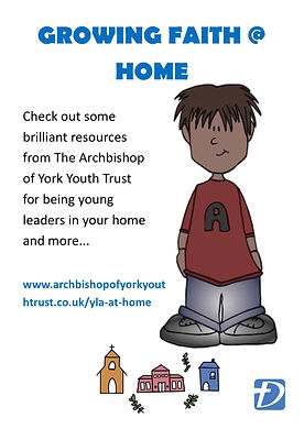 Archie B Poster for online home resource