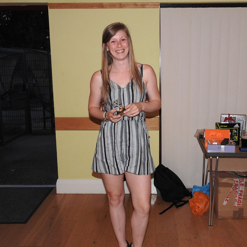Sophie Chambers - L2 Top Goal Scorer