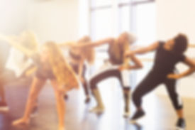 Private group and individual Zumba dance fitness classes for teens
