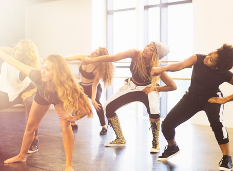 Why You'll Forget You're Working Out While You're at Zumba