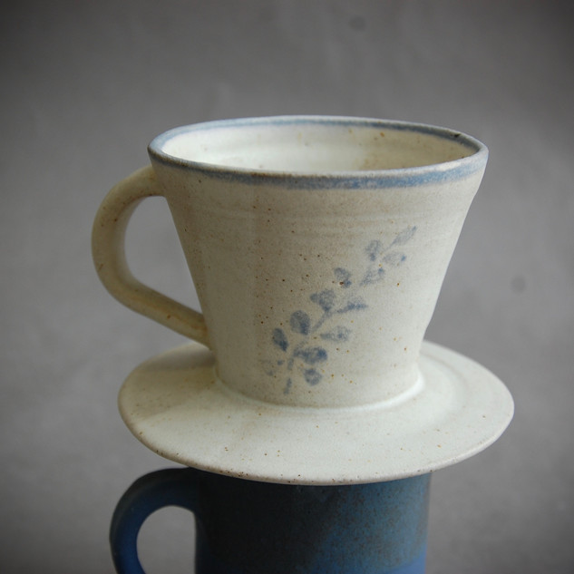 Stoneware coffee filter, for use with your favourite mug £38