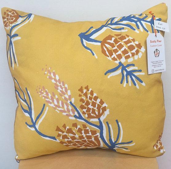 Pine cone cushion, Pigeon Loft