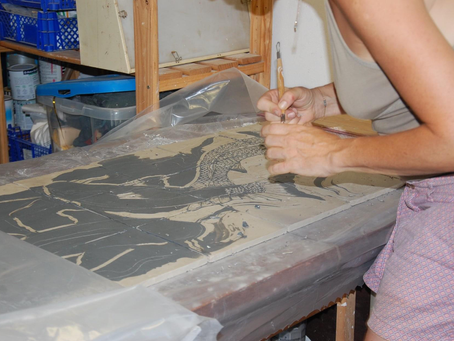 Trials and tribulations of a ceramic tile maker