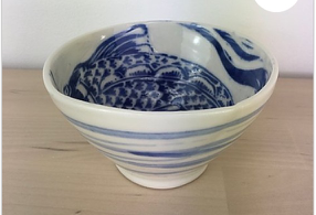 Porcelain bowl £45