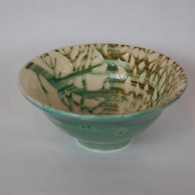 Earthenware Fforest bowl £75