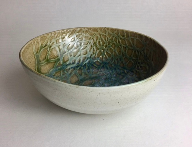Stoneware Fforest bowl £80