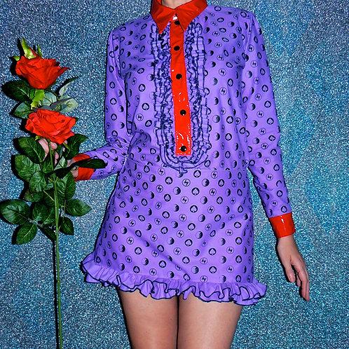 Rock in Love Shirt Polka Dots