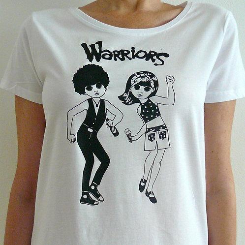 T-Shirt Warriors Dancers