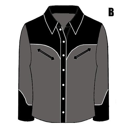 Men Basic Rodeo Pockets (choose colors)