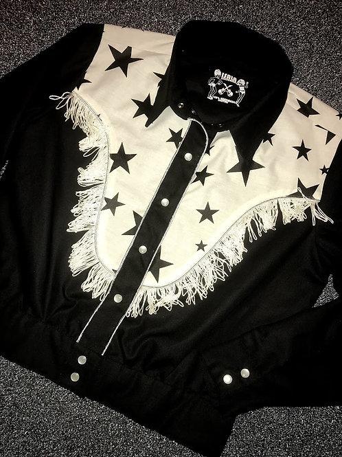 R&R Circus Western Jacket/Shirt Stars/Fringes