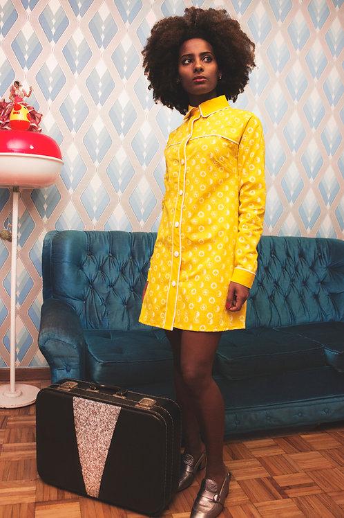 Retro Paradise Dress Polkadot Rock