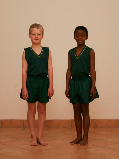 Summer Sports Uniform